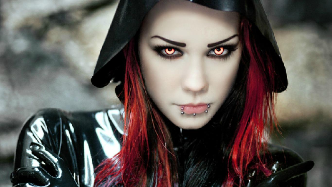 dark-emo-gothic-fetish-girl-girls-vampire-cyber-goth ...